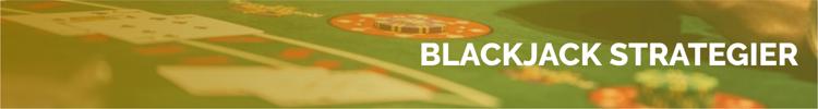 blackjack spel och strategier